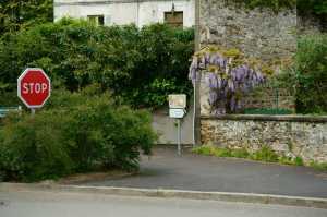 Panneau Corcoué