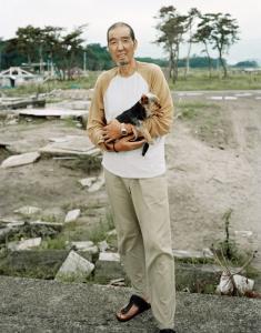 Watanabe Toshikatsu, Shichigahama (七ヶ浜 ), 23 août 2011 © Thierry Girard
