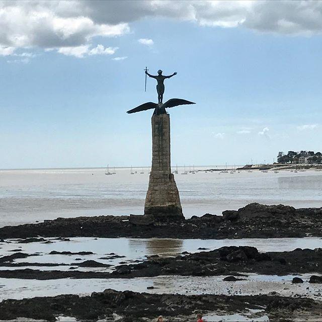 #saintnazaire #monument aux Américains